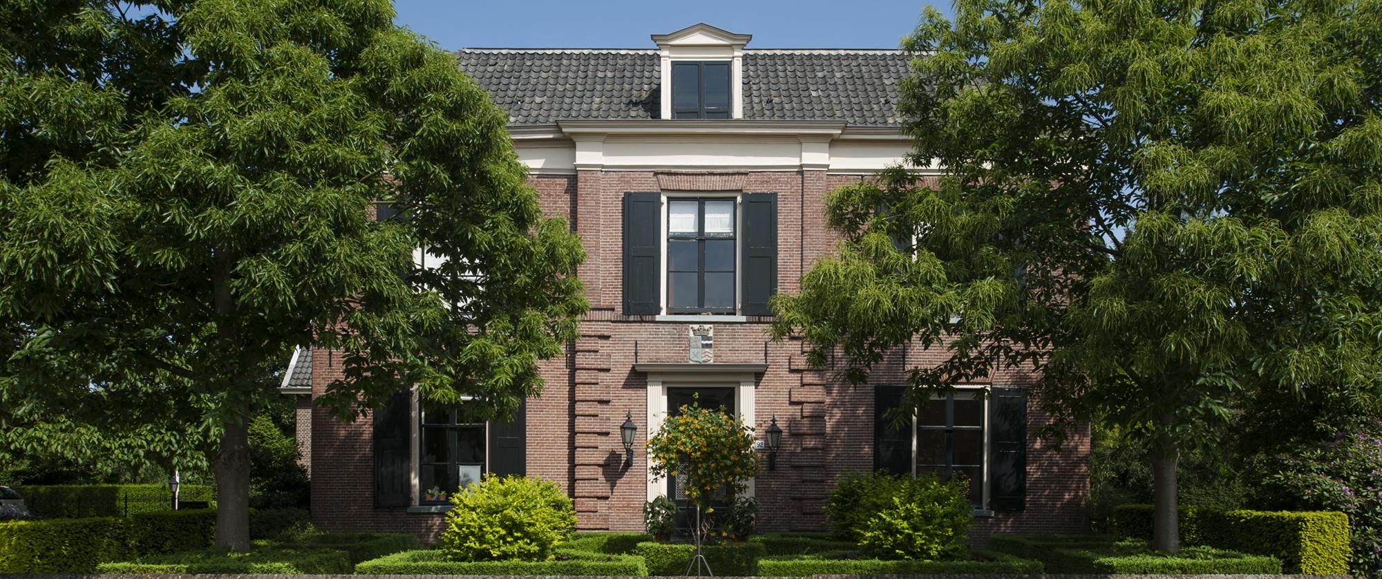 Monument Brummen Polderhuis Zutpensestraat | Monumenten fotograaf