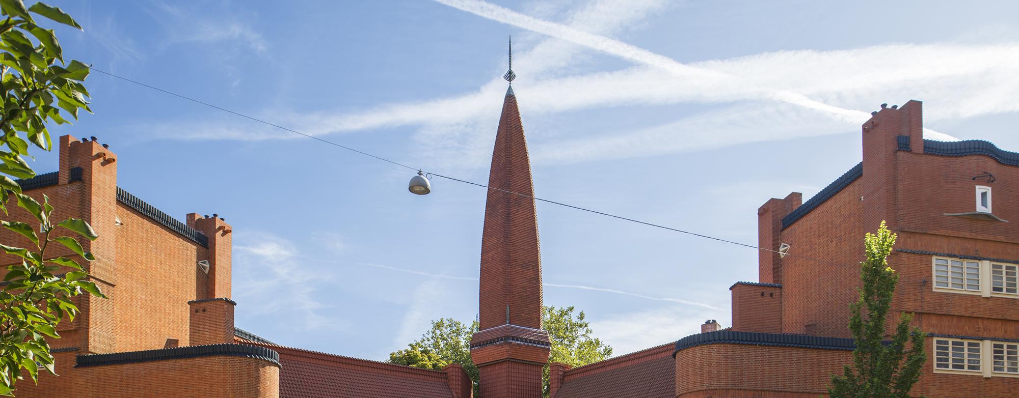 Het Schip Amsterdam   Michel De Klerk   Monumenten fotograaf