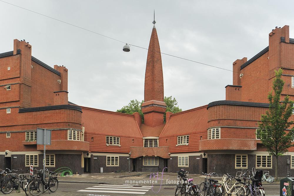 Het Schip Amsterdam | Monumenten fotograaf Leontine van Geffen-Lamers