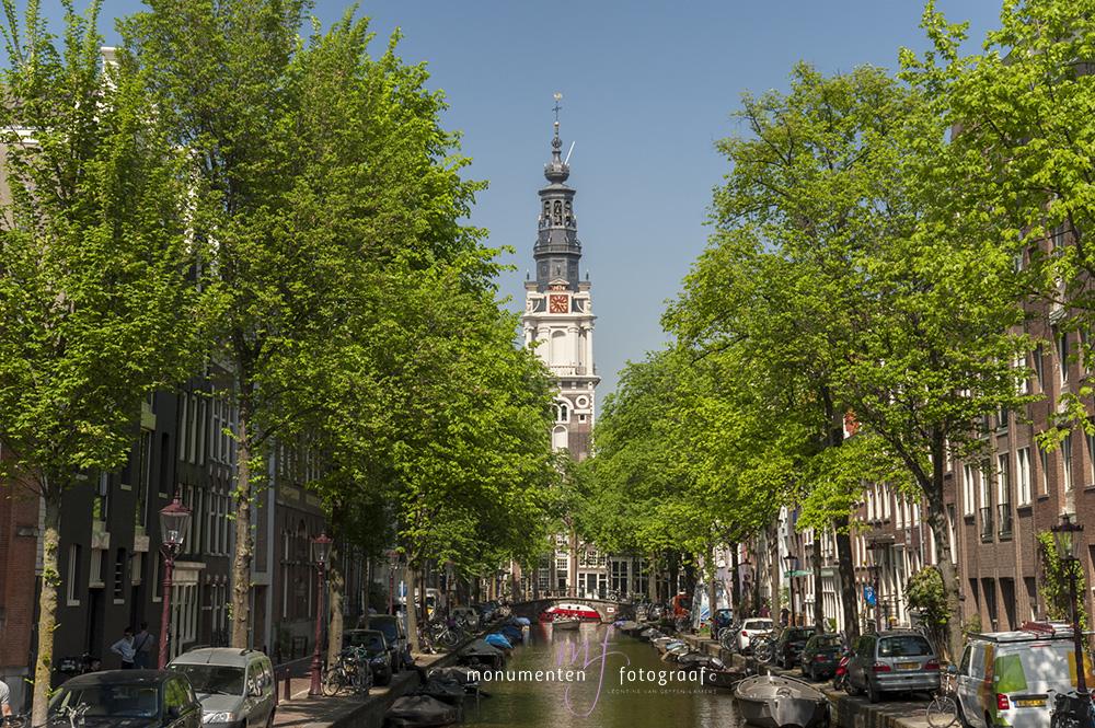 Zuiderkerktoren Amsterdam | Monumenten fotograaf Leontine van Geffen-Lamers