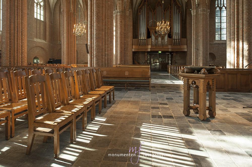 Cunerakerk Rhenen | Monumenten fotograaf Leontine van Geffen-Lamers