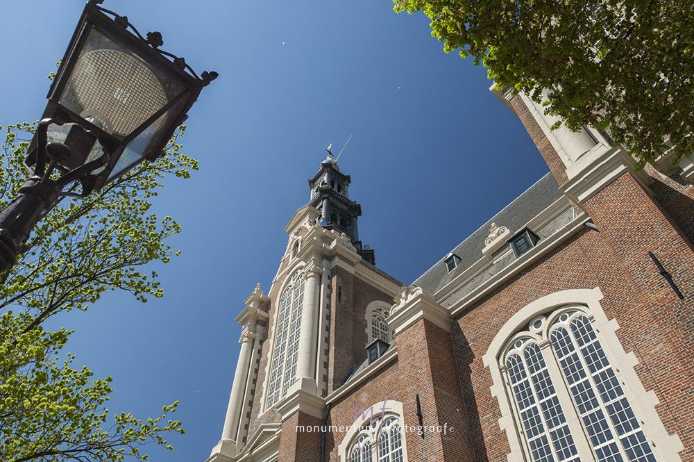 Westerkerk Amsterdam | Monumenten fotograaf Leontine van Geffen-Lamers