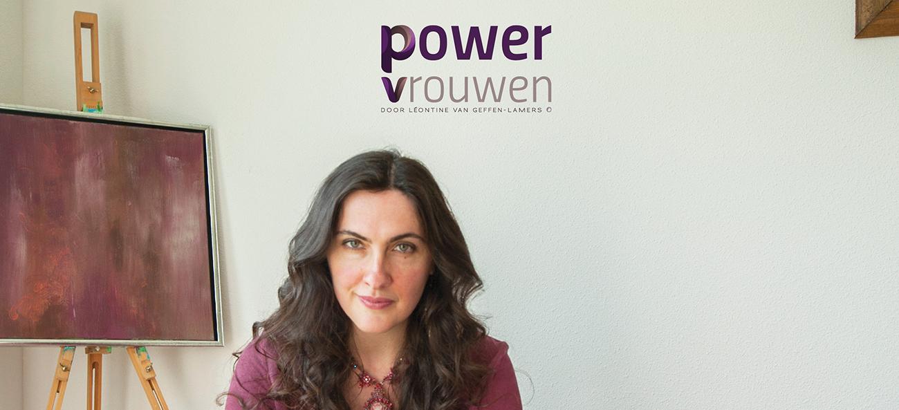 Powervrouwen in beeld | Leontine van Geffen-Lamers