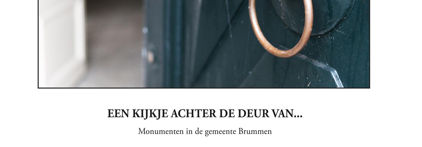 Monumentenboek Brummen | Leontine van Geffen-Lamers