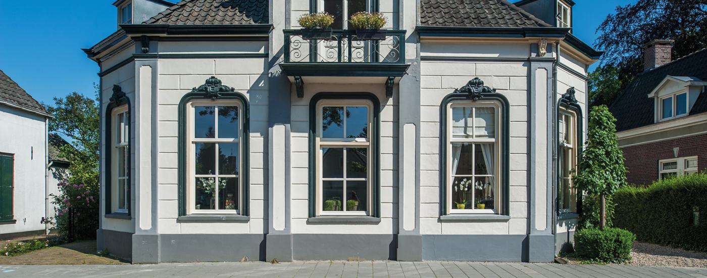 Arnhemsestraat 29 en 31 Brummen | Monumentenfotograaf Leontine van Geffen-Lamers