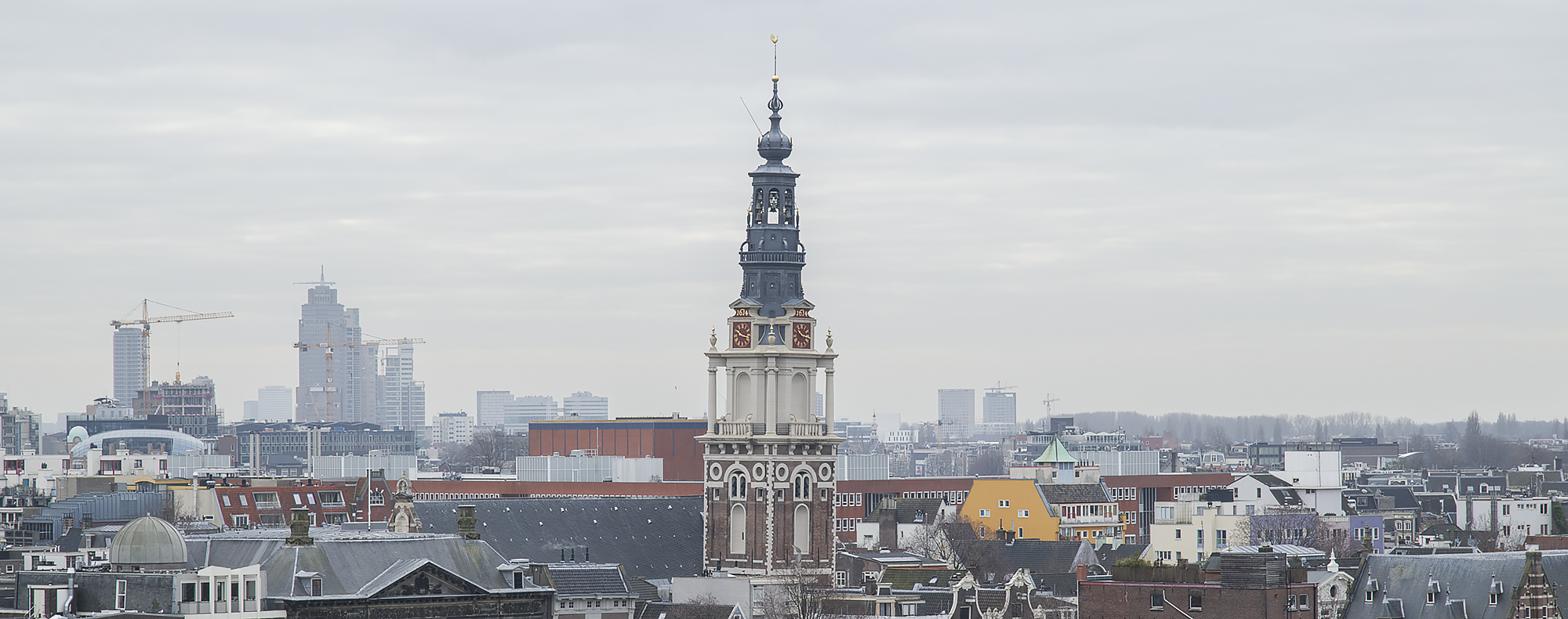 Zuiderkerktoren Amsterdam | Monumentenfotograaf Leontine Lamers